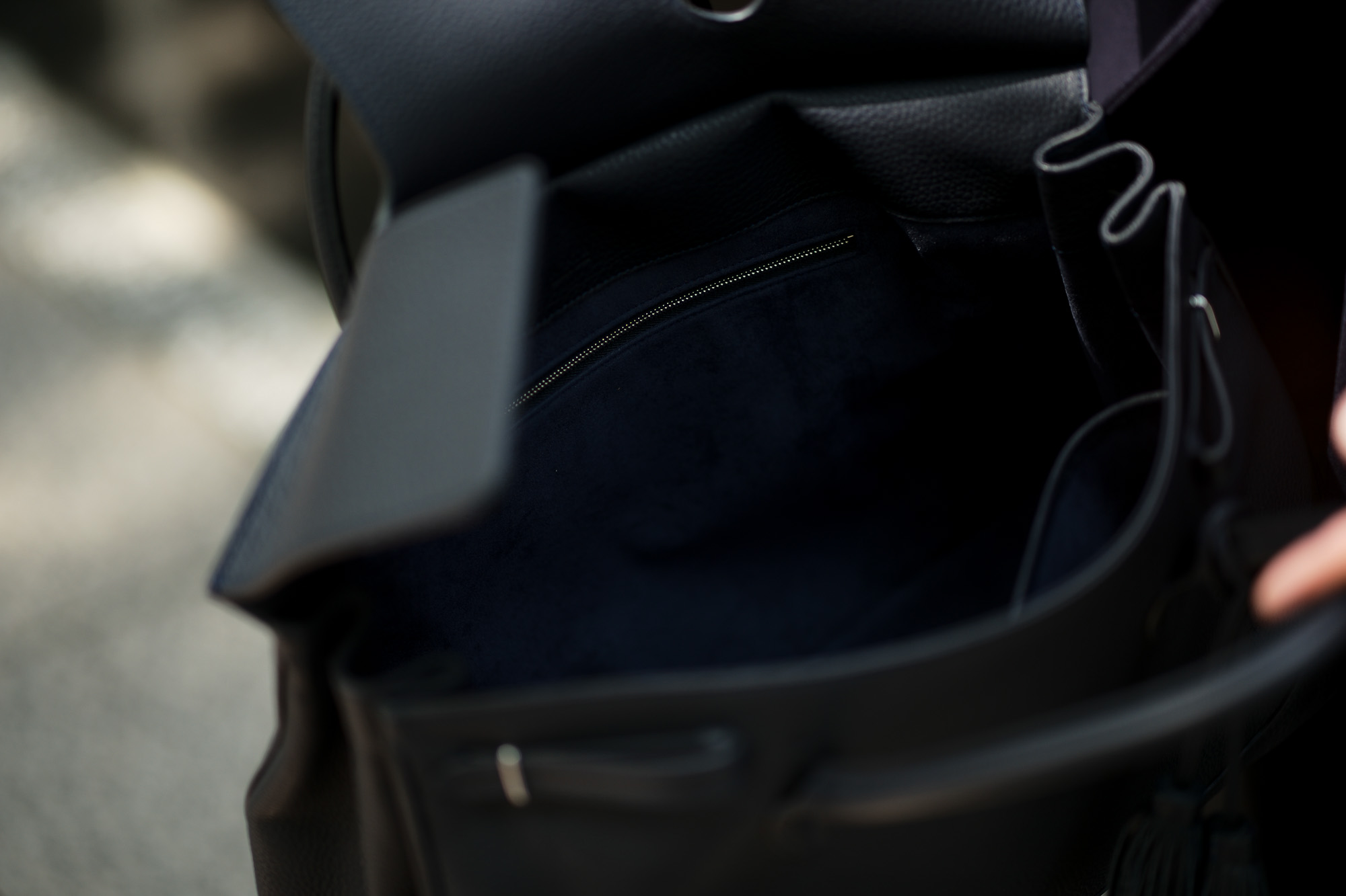 ACATE(アカーテ)OSTRO-M(オストロ-M) Montblanc leather(モンブランレザー) トートバック レザーバック NOTE(ノッテ) MADE IN ITALY(イタリア製) 2019 秋冬新作 愛知 名古屋 altoediritto アルトエデリット トートバック
