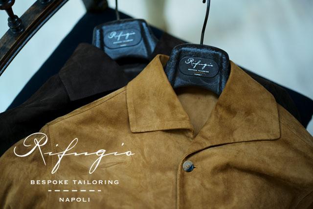 Alfredo Rifugio / アルフレード リフージオのブランド画像