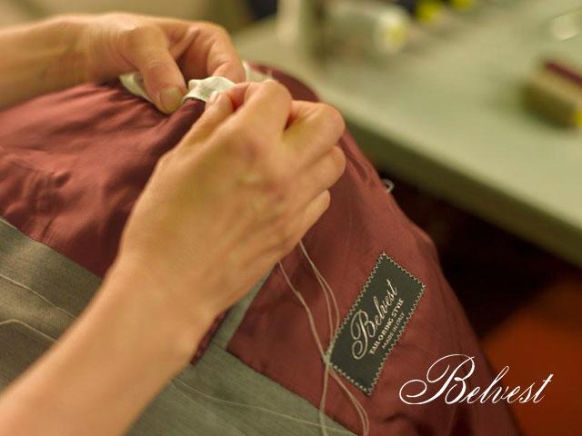 Belvest / ベルベストのブランド画像