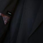 Cuervo (クエルボ) Sartoria Collection (サルトリア コレクション) Rooster (ルースター) ストレッチコットン スーツ BLACK (ブラック) MADE IN JAPAN (日本製) 2019 春夏【オーダー分入荷】のイメージ