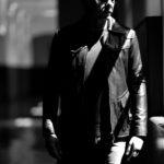 Cuervo (クエルボ) Satisfaction Leather Collection (サティスファクション レザー コレクション) East West(イーストウエスト)  SMOKE(スモーク) BUFFALO LEATHER (バッファロー レザー) レザージャケット BROWN(ブラウン) MADE IN JAPAN (日本製) 2019 秋冬 【ご予約受付中】のイメージ