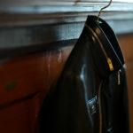 Cuervo (クエルボ) Satisfaction Leather Collection (サティスファクション レザー コレクション) HUNK(ハンク) BUFFALO LEATHER (バッファロー レザー) レザージャケット BLACK(ブラック) MADE IN JAPAN (日本製) 2019 秋冬のイメージ