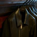 Cuervo (クエルボ) Satisfaction Leather Collection (サティスファクション レザー コレクション) TOM (トム) BUFFALO LEATHER (バッファロー レザー) シングル ライダース ジャケット BROWN (ブラウン) MADE IN JAPAN (日本製) 2019 秋冬新作 【入荷しました】【フリー分発売開始】 のイメージ