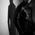 Cuervo (クエルボ) Satisfaction Leather Collection (サティスファクション レザー コレクション) HUNK(ハンク) BUFFALO LEATHER (バッファロー レザー) レザージャケット BLACK(ブラック) MADE IN JAPAN (日本製) 2019 秋冬 【ご予約受付開始】のイメージ