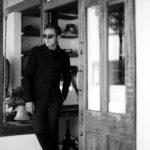 cuervo bopoha(クエルボ ヴァローナ) Satisfaction Leather Collection (サティスファクション レザー コレクション) Noel (ノエル) HORSE NUBUCK ホースヌバック レザーシャツ BLACK (ブラック) MADE IN JAPAN (日本製) 2019 秋冬 【ご予約受付開始】のイメージ