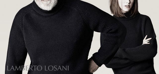 LAMBERTO LOSANI / ランベルト ロザーニのブランド画像