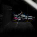 NIKE (ナイキ) AIR VAPORMAX 2019 (エア ヴェイパーマックス 2019) スニーカー Grey/Black/Pink/Yellow (グレー/ブラック/ピンク/イエロー・002) 2019新作【限定モデル】愛知 名古屋 altoediritto アルトエデリット 限定モデル