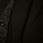 Cuervo (クエルボ) Sartoria Collection (サルトリア コレクション) Rooster (ルースター) STRETCH NYLON ストレッチナイロン スーツ BLACK (ブラック) MADE IN JAPAN (日本製) 2019 春夏【オーダー分入荷】のイメージ
