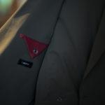 Cuervo (クエルボ) Sartoria Collection (サルトリア コレクション) Rooster (ルースター) STRETCH NYLON ストレッチナイロン スーツ OLIVE (オリーブ) MADE IN JAPAN (日本製) 2019 春夏【オーダー分入荷】のイメージ