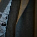 Cuervo (クエルボ) Sartoria Collection (サルトリア コレクション) Rooster (ルースター)  Summer Jersey Jacket サマージャージー   スーツ CHARCOAL GRAY (チャコールグレー) MADE IN JAPAN (日本製) 2019 春夏【オーダー分入荷】のイメージ