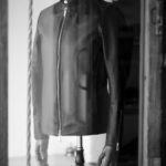 cuervo bopoha (クエルボ ヴァローナ) Satisfaction Leather Collection (サティスファクション レザー コレクション) RICHARD (リチャード) COW LEATHER (カウレザー) シングル ライダース ジャケット BLACK (ブラック) MADE IN JAPAN (日本製) 2019 秋冬 cuervobopoha 愛知 名古屋 altoediritto アルトエデリット