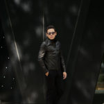 EMMETI(エンメティ) JURI(ユリ) Lambskin nappa Leather シングルライダース レザージャケット NERO (ブラック) made in italy (イタリア製) 2019 秋冬新作 愛知 alto e diritto アルトエデリット altoediritto 干場さん 干場着 ユーリ