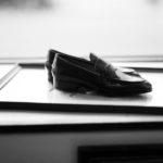 ENZO BONAFE(エンツォボナフェ) ART. EB-08 Coin Loafer コインローファー LAMA ラマレザー ドレスシューズ ローファー NERO(ブラック) made in italy (イタリア製) 2019 秋冬 【ご予約受付中】のイメージ