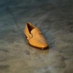ENZO BONAFE(エンツォボナフェ) ART. EB-44 SLIP ON スリッポン LAMA ラマレザー ドレスシューズ スリッポン NERO(ブラック) made in italy (イタリア製) 2020 春夏 【ご予約受付中】のイメージ