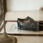 ENZO BONAFE(エンツォボナフェ) EB-36 Double Monk Strap Shoes INCA Leather ダブルモンクストラップシューズ NERO (ブラック) made in italy (イタリア製) 2019秋冬のイメージ