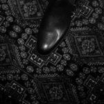Georges de Patricia(ジョルジュ ド パトリシア) Diablo (ディアブロ) 925 STERLING SILVER (925 スターリングシルバー) Shrunken Calf (シュランケンカーフ) サイドゴアブーツ BRUN (ブラウン) 2019 秋冬 【Special Boots】のイメージ