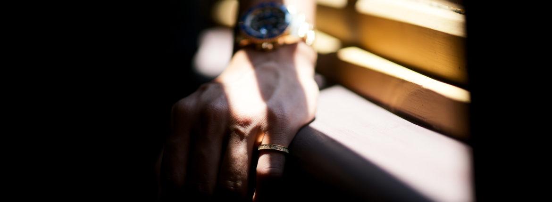 Georges de Patricia(ジョルジュ ド パトリシア) Wraith(レイス) 18K GOLD(18K ゴールド) WHITE DIAMOND(ホワイトダイヤモンド) ピンキーリング 2019 秋冬のイメージ
