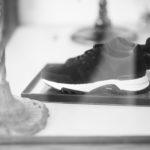 WH (ダブルエイチ) WH-0111S Faster Last(ファスターラスト) Suede Leather スエードレザー スニーカー BLACK×WHITE (ブラック×ホワイト) MADE IN JAPAN (日本製) 2019 秋冬 【ご予約開始】【Alto e Diritto 別注 限定スエードモデル】 愛知 名古屋 alto e diritto altoediritto アルトエデリット