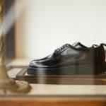 WH (ダブルエイチ) WHZ-0010 Cordovan Plane Toe Shoes (干場氏 スペシャル Zモデル) Birdie Last (バーディラスト) Shell Cordovan シェルコードバンレザー プレーントゥシューズ BLACK (ブラック) MADE IN JAPAN (日本製) 2019 秋冬 【Special限定モデル】【7月27日発売分】【ご予約受付中】愛知 名古屋 alto e diritto altoediritto アルトエデリット