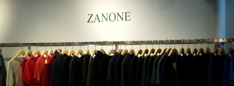 ZANONE / ザノーネ (2020 春夏 メイン展示会)のイメージ