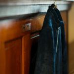 cuervo bopoha (クエルボ ヴァローナ) Satisfaction Leather Collection (サティスファクション レザー コレクション) RICHARD (リチャード) COW HIDE NUBUCK カウハイド ヌバック シングル ライダース ジャケット Shocking Blue (ショッキングブルー) MADE IN JAPAN (日本製) 2019 秋冬 【Special Color】のイメージ