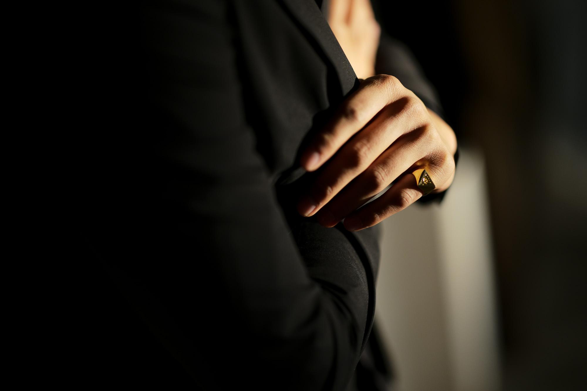 FIXER(フィクサー) ILLUMINATI EYES RING 18K GOLD イルミナティ アイズリング GOLD(ゴールド) 【ご予約開始します】愛知 名古屋 Alto e Diritto アルトエデリット 18金 リング