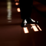 Georges de Patricia(ジョルジュ ド パトリシア) Diablo (ディアブロ) 925 STERLING SILVER (925 スターリングシルバー) Shrunken Calf (シュランケンカーフ) サイドゴアブーツ NOIR (ブラック) 2019 春夏 【Special Boots】【第2便発売中】のイメージ
