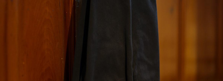 INCOTEX (インコテックス) 1AGW30 SLIM FIT GARMENT DYED COMFORT CHINO コットン ストレッチ スラックス NAVY (ネイビー・831) 2019 秋冬新作 愛知 名古屋 altoediritto アルトエデリット