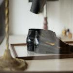 ENZO BONAFE (エンツォボナフェ) ART.3722 Chukka boots Du Puy Vitello デュプイ社ボックスカーフ チャッカブーツ NERO (ブラック) made in italy (イタリア製) 2019 秋冬新作のイメージ