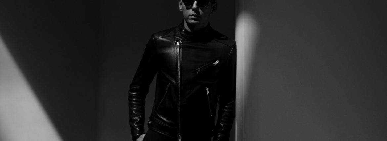 FIXER(フィクサー) F1(エフワン) DOUBLE RIDERS Cow Leather ダブルライダース ジャケット BLACK(ブラック)【ご予約開始】【2019.9.14(Sat)-9.29(sun)】愛知 名古屋 altoediritto アルトエデリット