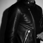 FIXER(フィクサー) F1(エフワン) DOUBLE RIDERS Cow Leather ダブルライダース ジャケット BLACK(ブラック)【ご予約受付中】【2019.9.14(Sat)-9.29(sun)】愛知 名古屋 altoediritto アルトエデリット