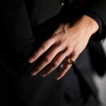 FIXER(フィクサー) ILLUMINATI EYES RING 18K GOLD イルミナティ アイズリング GOLD(ゴールド) 【SOLD OUT】のイメージ