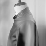Georges de Patricia (ジョルジュ ド パトリシア) Carrera (カレラ) 925 STERLING SILVER (925 スターリングシルバー) Toulouse Cow Leather(トゥールーズ カウレザー) シングルライダースジャケット Patricia Blue (パトリシア ブルー) 2020 【限定スペシャルカラー】のイメージ