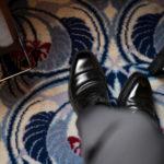 ENZO BONAFE (エンツォボナフェ) ART.3722 Chukka boots Du Puy Vitello デュプイ社ボックスカーフ チャッカブーツ NERO (ブラック) made in italy (イタリア製) 2020のイメージ