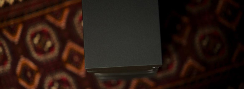 Cuervo (クエルボ) Derringer(デリンジャー) Annonay Vocalou Calf Leather アノネイ社 ボカルーカーフレザー Chukka Boots チャッカブーツ  BLACK(ブラック) MADE IN JAPAN(日本製) 2019 秋冬新作 【入荷しました】【フリー分発売開始】のイメージ