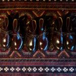 Cuervo (クエルボ) Derringer Cordovan(デリンジャー コードバン) Shell Cordovan シェルコードバンレザー Chukka Boots チャッカブーツ  BURGUNDY(バーガンディー・BG) MADE IN JAPAN(日本製) 2019 秋冬新作のイメージ