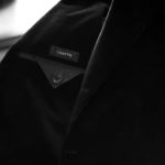 Cuervo (クエルボ) Sartoria Collection (サルトリア コレクション) Rooster (ルースター) STRETCH Corduroy ストレッチコーデュロイ スーツ BLACK (ブラック) MADE IN JAPAN (日本製) 2019 秋冬のイメージ