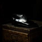ENZO BONAFE (エンツォボナフェ) ART.3722 Chukka boots Du Puy Vitello デュプイ社ボックスカーフ チャッカブーツ NERO (ブラック) made in italy (イタリア製)のイメージ