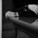 FIXER(フィクサー) CROCODILE LEATHER BRACELET 925 STERLING SILVER(925 スターリングシルバー) クロコダイル レザー ブレスレット BLACK (ブラック) 【ご予約受付中】愛知 名古屋 altoediritto アルトエデリット クロコダイル ブレスレット バングル