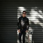 FIXER(フィクサー) F1(エフワン) DOUBLE RIDERS Cow Leather ダブルライダース ジャケット BLACK(ブラック) 【ご予約開始】【2019.10.19(Sat)~2019.11.3(Sun)】愛知 名古屋 altoediritto アルトエデリット