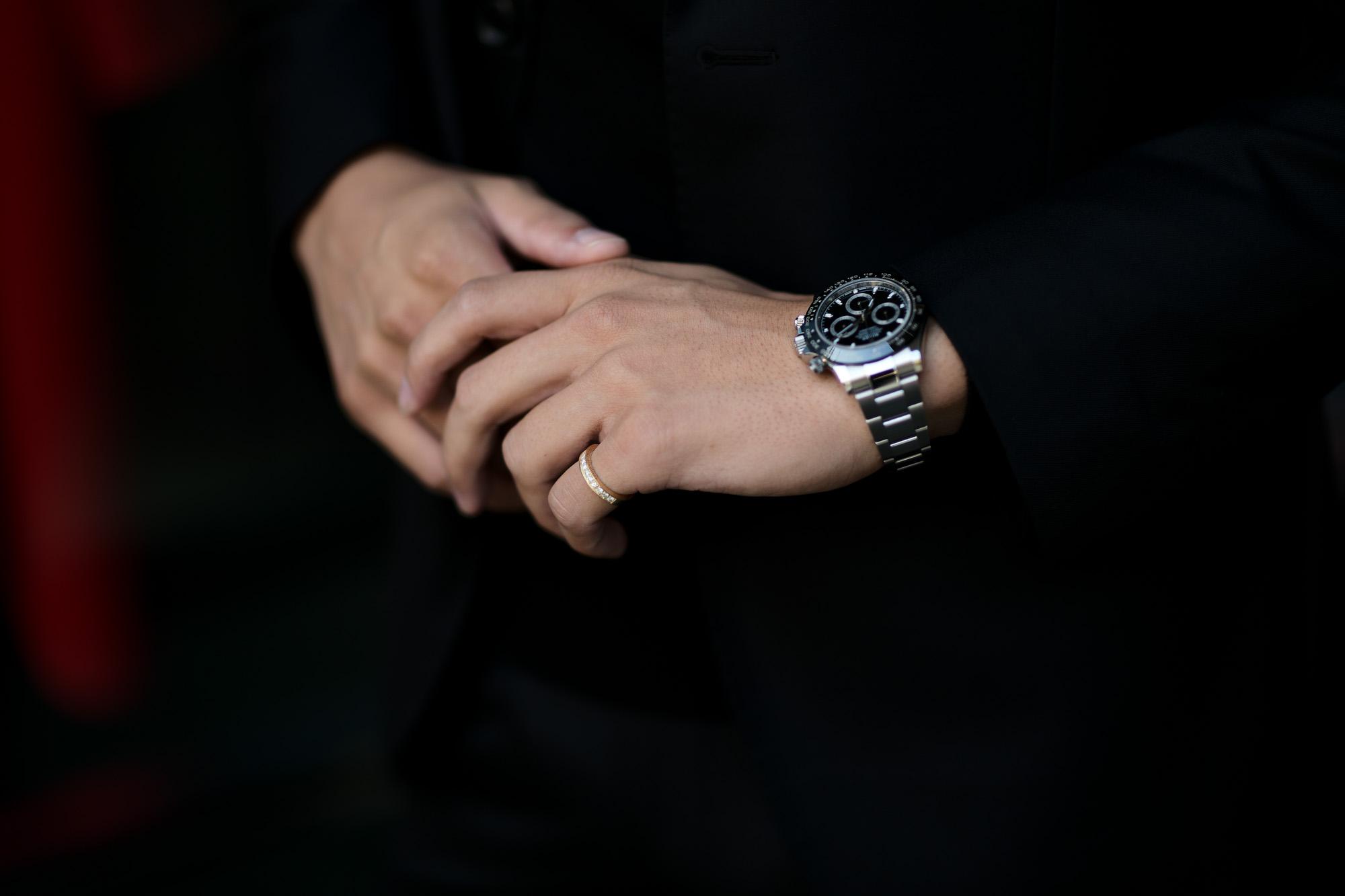 Georges de Patricia(ジョルジュ ド パトリシア) Wraith(レイス) 18K GOLD(18K ゴールド) WHITE DIAMOND(ホワイトダイヤモンド) ピンキーリング 2019 秋冬 georgesdepatricia ジョルジュドパトリシア altoediritto アルトエデリット リング 指輪 18金 アクセサリー 愛知 名古屋