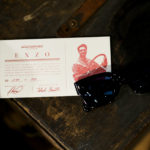 JACQUESMARIEMAGE (ジャックマリーマージュ) ENZO(エンツォ) STERLING SILVER スターリングシルバー ウェリントン型 アイウェア サングラス NOIR 3 (ノワール3) HANDCRAFTED IN JAPAN(日本製) 2019 秋冬新作のイメージ