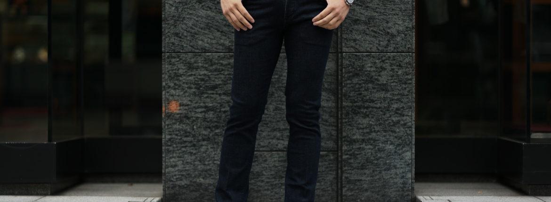 RICHARD J. BROWN (リチャード ジェイ ブラウン) TOKIO (トウキョウ) Denim Cashmere (ストレッチデニムカシミア) ジーンズ デニムパンツ INDIGO (インディゴ・T27 W135) MADE IN ITALY (イタリア製) 2019 秋冬新作のイメージ
