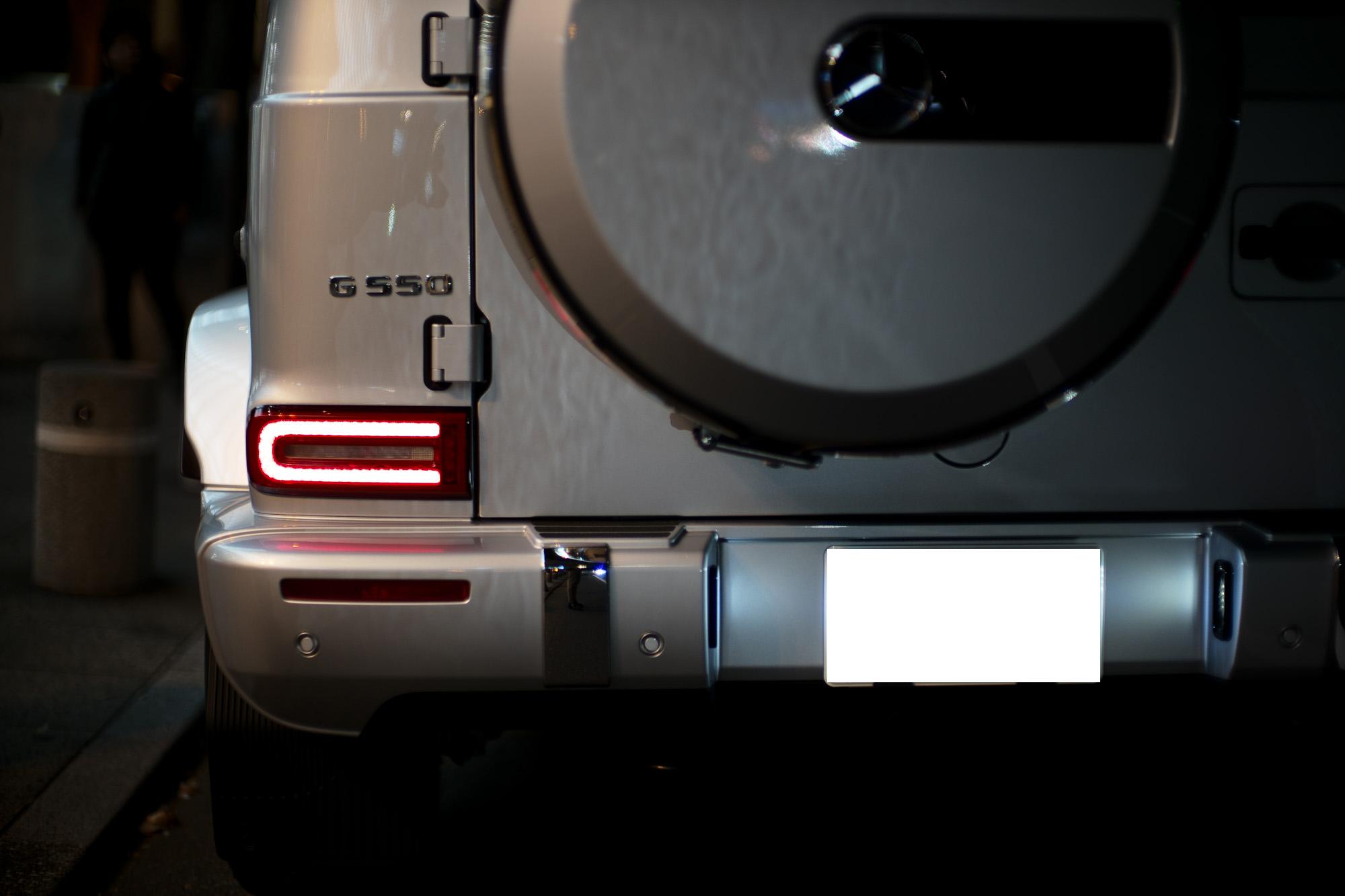 11/10 THE G-Class メルセデスベンツ Gクラス 新型 AMG G63 イリジウムシルバー 775 愛知 名古屋 altoediritto アルトエデリット