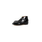 Cuervo (クエルボ) Derringer Cordovan(デリンジャー コードバン) Shell Cordovan シェルコードバンレザー Goodyear Welt Process  Double Leather Sole Chukka Boots チャッカブーツ  BLACK(ブラック・BLK) MADE IN JAPAN(日本製) 2019 秋冬新作のイメージ