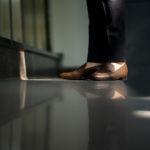 ENZO BONAFE(エンツォボナフェ) ART. EB-08 Coin Loafer コインローファー LAMA ラマレザー ドレスシューズ ローファー COLA(ブラウン) made in italy (イタリア製) 2019 秋冬新作のイメージ