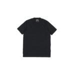 FEDELI(フェデーリ) Crew Neck T-shirt (クルーネック Tシャツ) ギザコットン Tシャツ BLACK (ブラック・36) made in italy (イタリア製) 2020 春夏 【ご予約開始】のイメージ