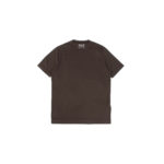 FEDELI(フェデーリ) Crew Neck T-shirt (クルーネック Tシャツ) ギザコットン Tシャツ BROWN (ブラウン・811) made in italy (イタリア製) 2020 春夏 【ご予約開始】のイメージ
