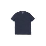 FEDELI(フェデリ) Crew Neck T-shirt (クルーネック Tシャツ) ギザコットン Tシャツ NAVY (ネイビー・626) made in italy (イタリア製) 2021 春夏新作のイメージ
