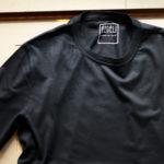 FEDELI(フェデーリ) Crew Neck T-shirt (クルーネック Tシャツ) ギザコットン Tシャツ NAVY (ネイビー・626) made in italy (イタリア製) 2020 春夏 【ご予約受付中】のイメージ